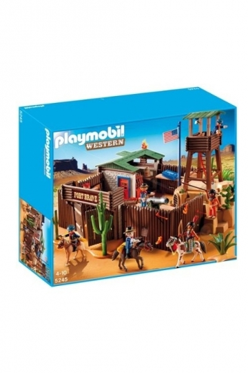 Playmobil Westerne Fort